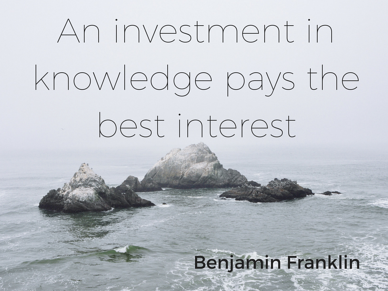 An investment in knowledge pays the best interest.png