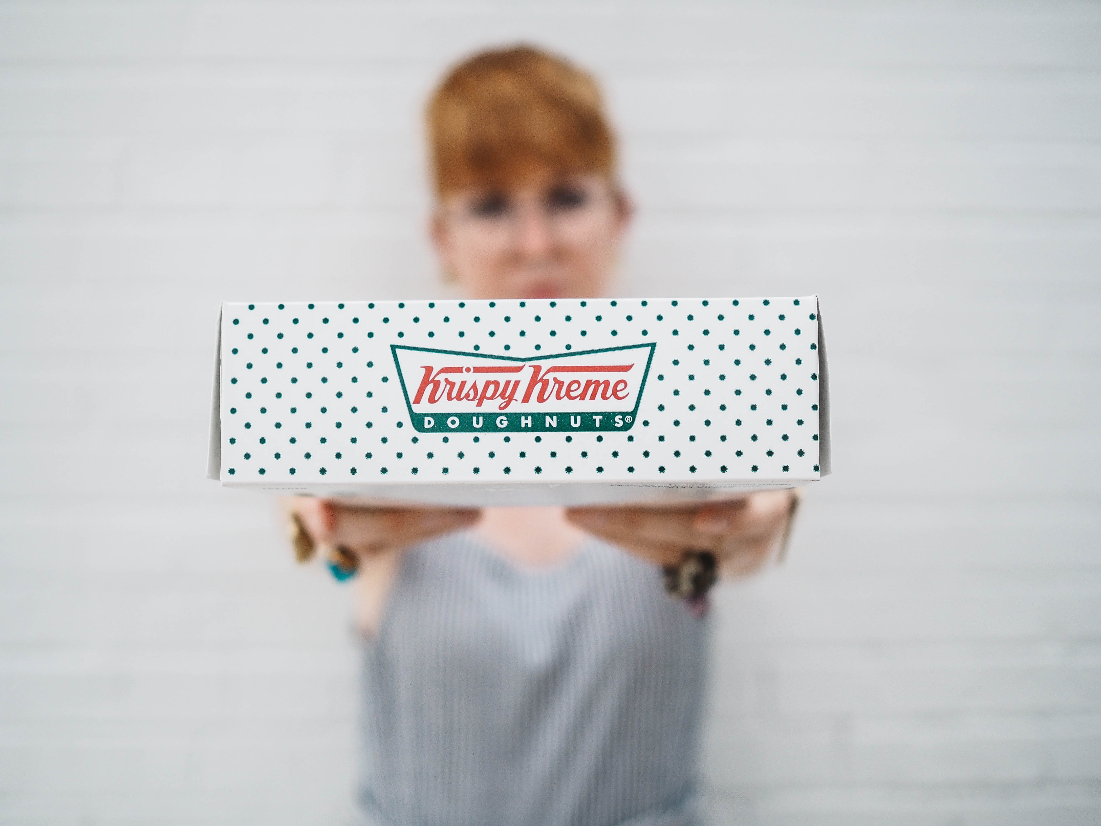 Be nice, give a donut.
