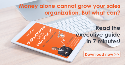 Quota-Crushing Sales Organizations eBook