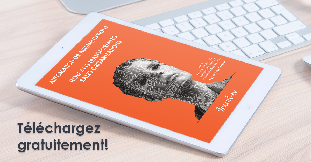 Livre blanc - Automation or Augmentation: How AI is Transforming Sales Organizations